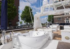 克里斯蒂娜歐納西斯遊艇酒店 - 鹿特丹 - 鹿特丹 - 飯店設施