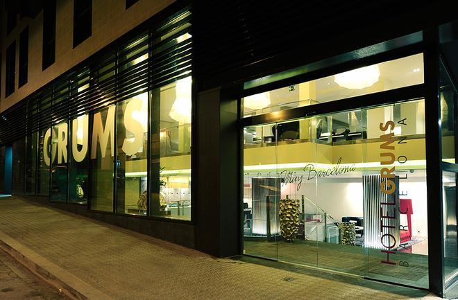 Grums Hotel & Spa - Barcelona - Rakennus