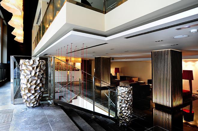 Grums Hotel & Spa - Βαρκελώνη - Σαλόνι ξενοδοχείου