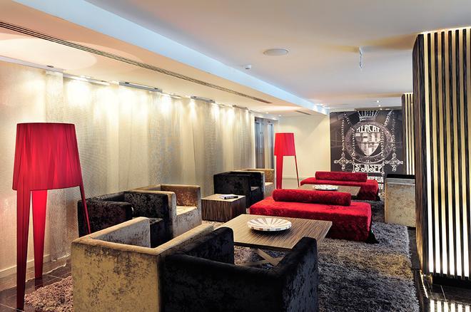 Grums Hotel & Spa - Βαρκελώνη - Σαλόνι