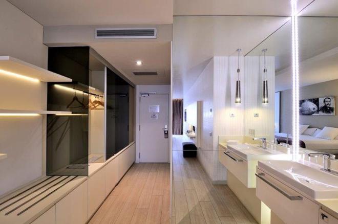 Grums Hotel & Spa - Barcelona - Kylpyhuone