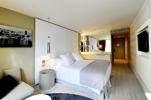 Grums Hotel & Spa - Barcelona - Bedroom