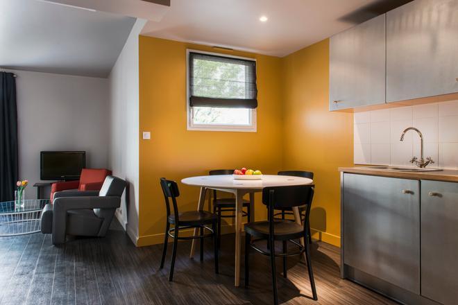 快樂文化道本頓住宅別墅 - 巴黎 - 巴黎 - 餐廳