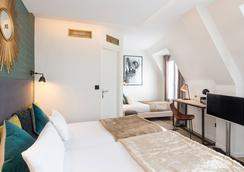 Hotel Ohm by HappyCulture - Pariisi - Makuuhuone