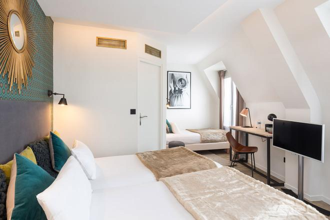 Hotel Ohm by HappyCulture - Paris - Bedroom
