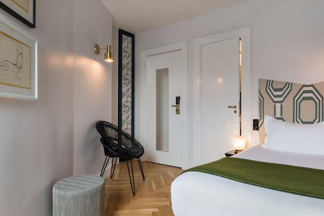 Maison Malesherbes - Paris - Bedroom