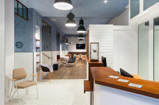 Hôtel Ozz By Happyculture - Nice - Front desk