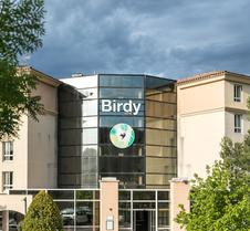Hôtel Birdy By Happyculture