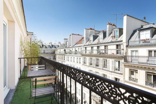 Maison Nabis by HappyCulture - Paris - Ban công