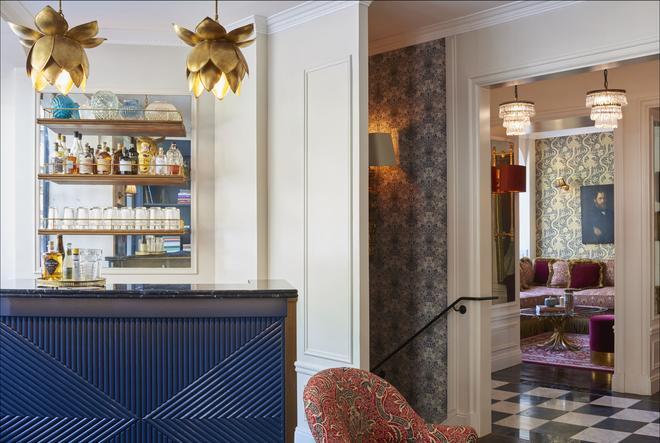 Maison Malesherbes - Paris - Bar