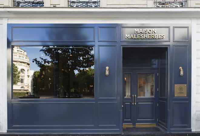 Maison Malesherbes - Paris - Building