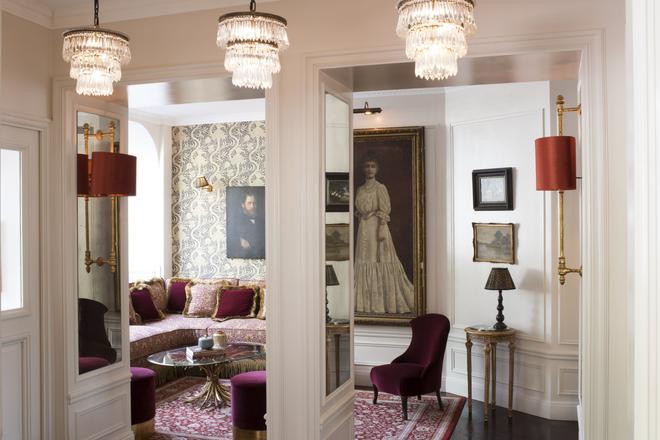 Maison Malesherbes - Paris - Lounge