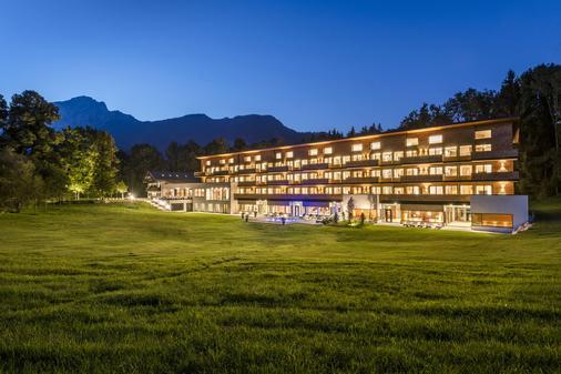 Klosterhof Premium Hotel & Health Resort - Bad Reichenhall - Outdoors view