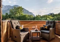 Klosterhof Premium Hotel & Health Resort - Bad Reichenhall - Balcony