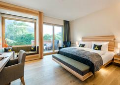 Klosterhof - Alpine Hideaway & Spa - Bad Reichenhall - Bedroom