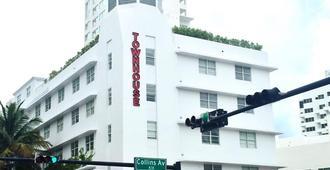 Townhouse Hotel Miami Beach - Μαϊάμι Μπιτς - Κτίριο