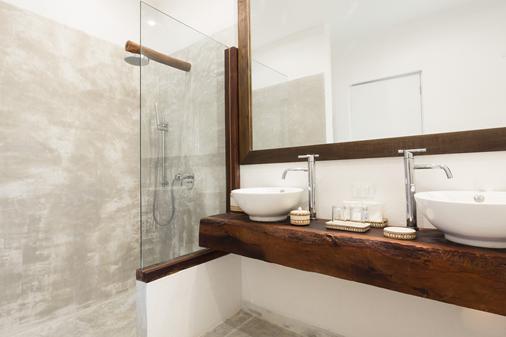 Cabañas Tulum - Tulum - Bathroom