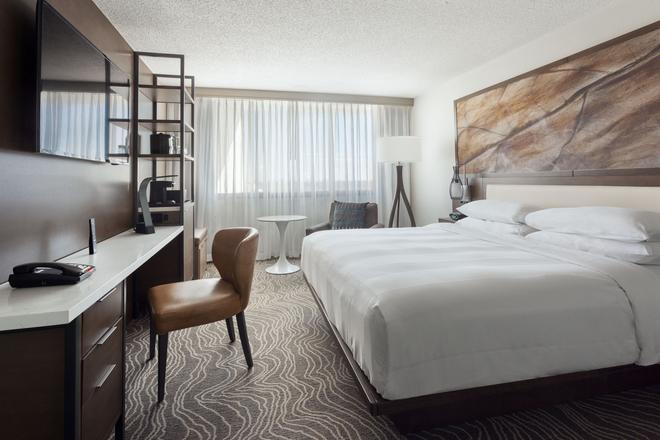 坦帕西岸萬豪酒店 - 坦帕 - 坦帕 - 臥室