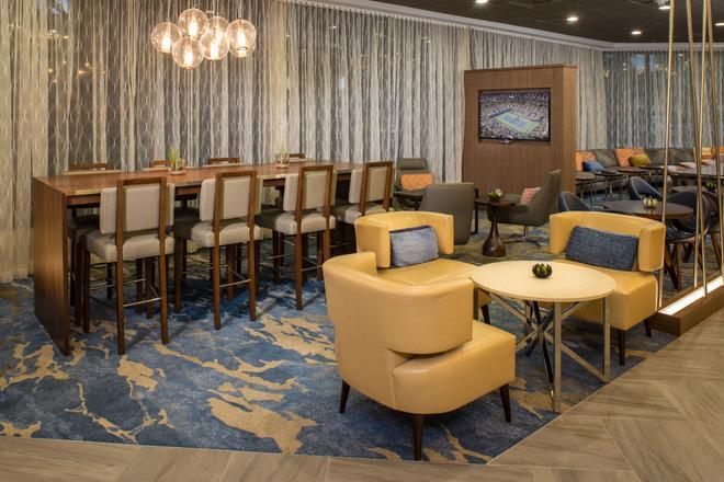 坦帕西岸萬豪酒店 - 坦帕 - 坦帕 - 大廳