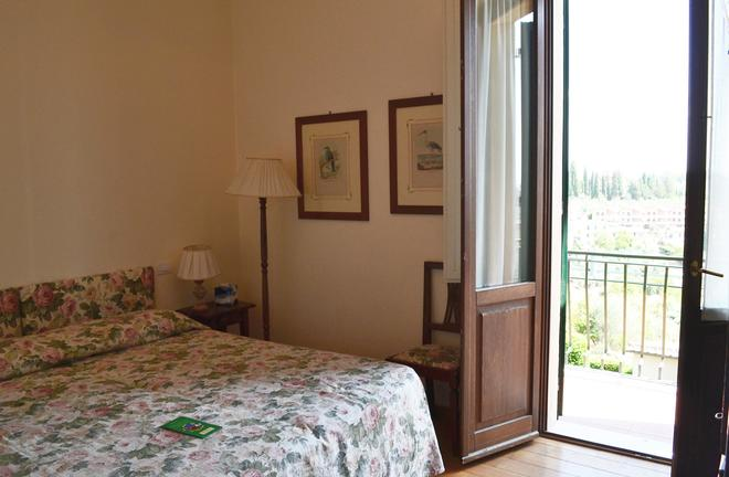Hotel Santa Caterina - Siena - Bedroom