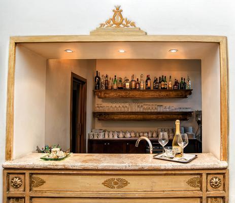 Hotel Santa Caterina - Siena - Bar