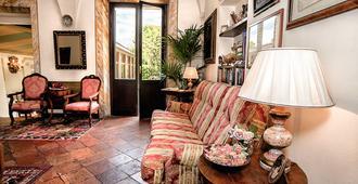 Hotel Santa Caterina - Siena - Recepción