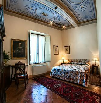 Hotel Santa Caterina - Siena - Phòng ngủ