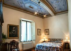 聖塔卡特林納酒店 - 錫耶納 - 錫耶納 - 臥室