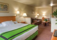 Quinault Sweet Grass Hotel - Ocean Shores - Makuuhuone