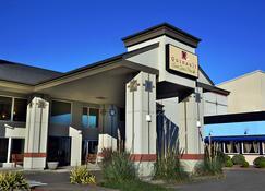 Quinault Sweet Grass Hotel - Ocean Shores - Toà nhà