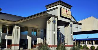 Quinault Sweet Grass Hotel - Ocean Shores - Gebäude