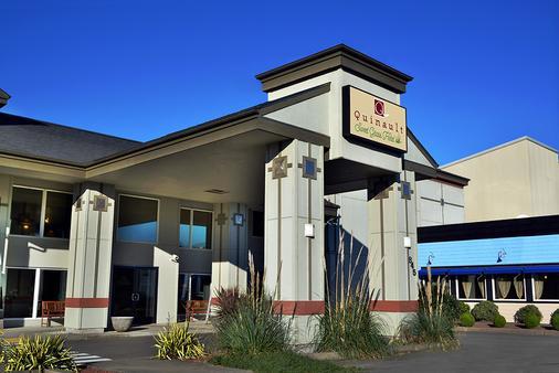 Quinault Sweet Grass Hotel - Ocean Shores - Edificio