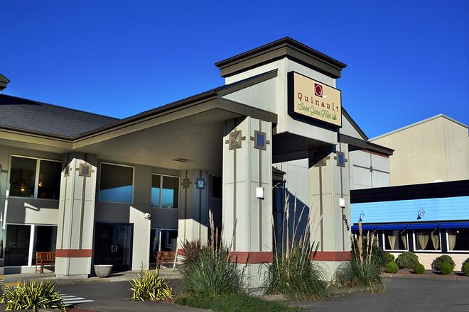Quinault Sweet Grass Hotel - Ocean Shores - Rakennus