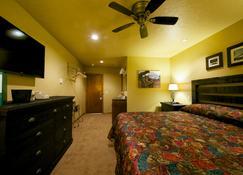 Soda Butte Lodge - Cooke City - Bedroom