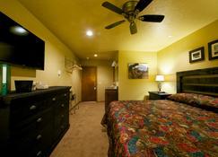 Soda Butte Lodge - Cooke City - Schlafzimmer