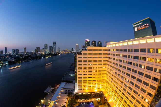 Ramada Plaza by Wyndham Bangkok Menam Riverside - Bangkok - Gebäude