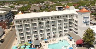 Marquis De Lafayette Hotel - Ngọn hải đăng Cape May - Toà nhà