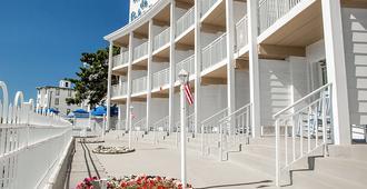 Marquis De Lafayette Hotel - Cape May - Edificio