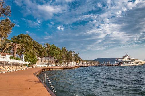 TMT 維拉度假酒店 - 波德倫 - 博德魯姆 - 海灘