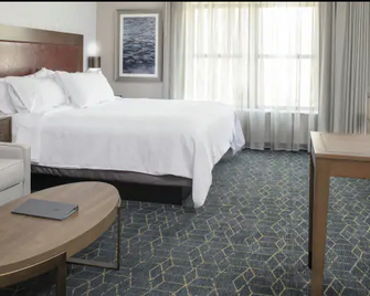 Embassy Suites by Hilton Grand Rapids Downtown - Grand Rapids - Schlafzimmer