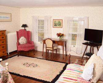 Windflower Inn - Great Barrington - Slaapkamer