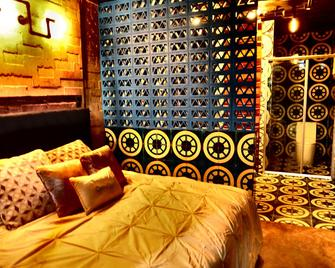 Agua De Vid - Guadalupe (Baja California) - Bedroom