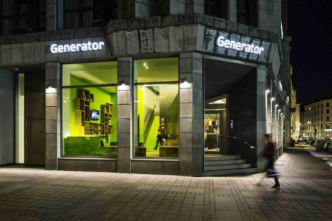 Generator Hamburg - Hambourg - Bâtiment