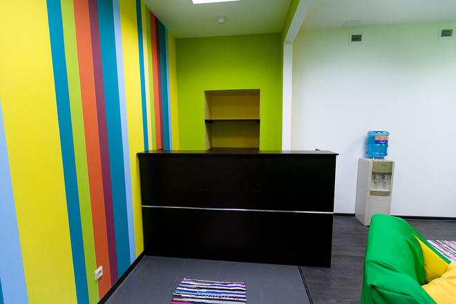 Hostel Teplo - Saint Petersburg - Front desk
