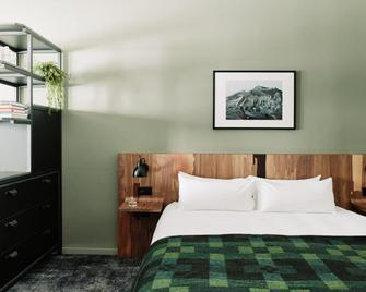 The Cambrian - Adelboden - Bedroom