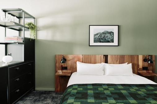 The Cambrian, Adelboden, a Member of Design Hotels' - Adelboden - Bedroom