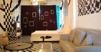 凡帝佩斯酒店 - 曼谷 - 曼谷 - 客廳