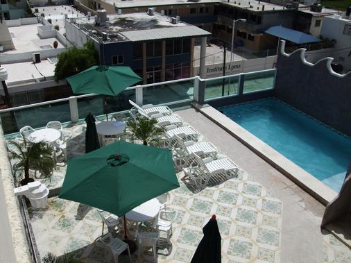 Hotel Ziami - Veracruz - Pool