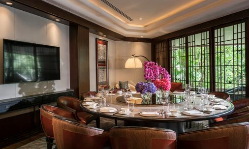 Four Seasons Hotel Singapore - Singapore - Ruokailuhuone