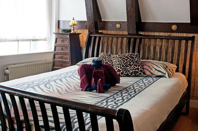 村莊民宿 - 阿姆斯特丹 - 阿姆斯特丹 - 臥室